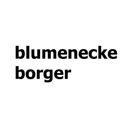 Blumenecke Borger